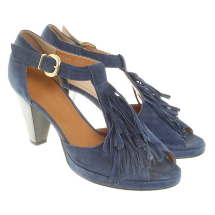 Konstantin Starke Sandals in Blue