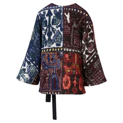 Chloé Wrap jacket with pattern