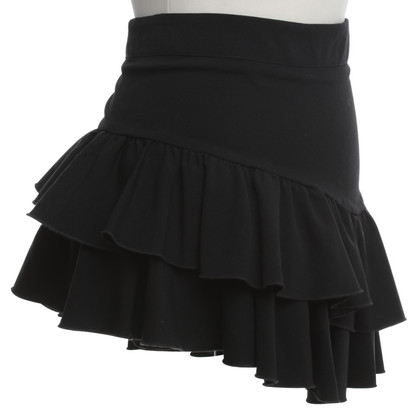 Patrizia Pepe Korte rok in zwart