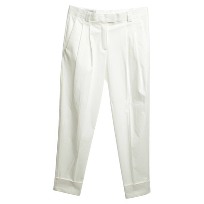 René Lezard trousers in white
