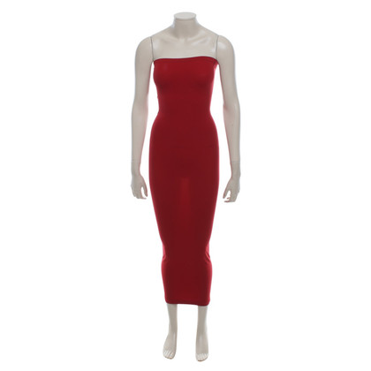 Wolford Hose dress in red