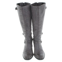 Belstaff Boots in grey