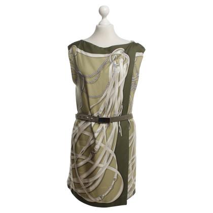 Gucci Silk dress with belt