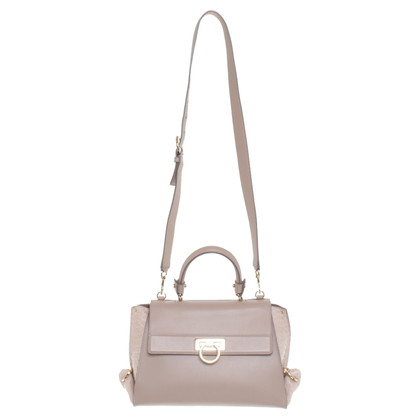 "Salvatore Ferragamo ""Medium Sofia Bag"" de Ledermix"