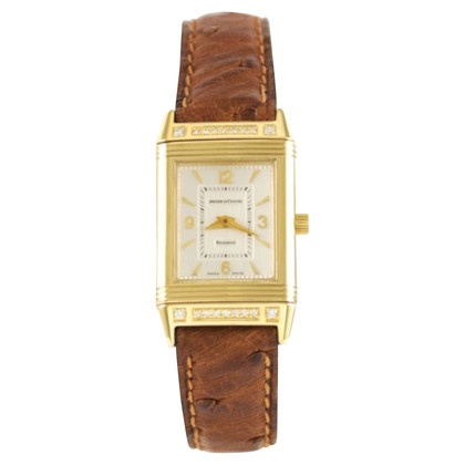 "Jaeger-LeCoultre ""Reverso Lady 750 yellow gold"""