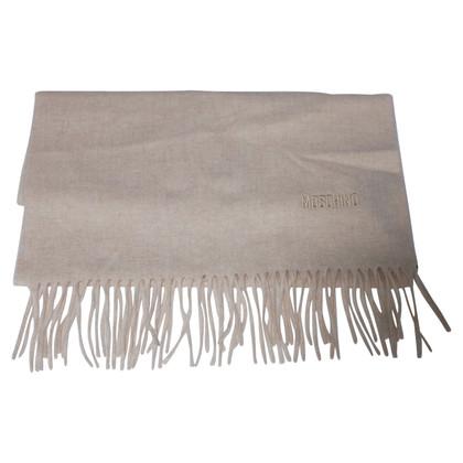 Moschino Moschino Merinowol sjaal