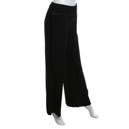 Karen Millen trousers with gallon strips