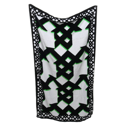 Peter Pilotto Bath towel with graphic print