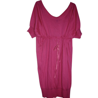 Paul Smith Fuchsia jumper knit dress