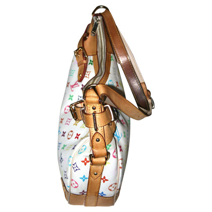 "Louis Vuitton ""Greta Monogram Multicolore Canvas"""