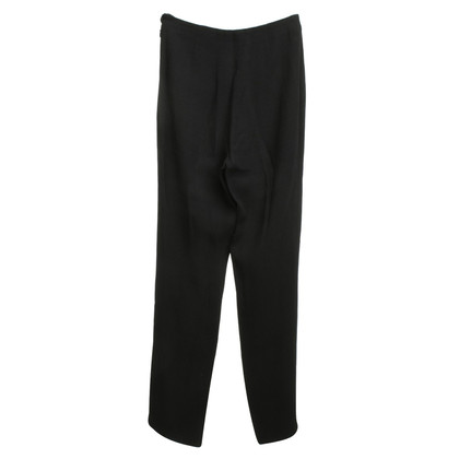 Chanel Pantaloni in Black