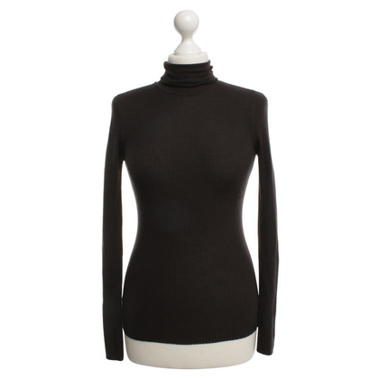 Wolford Turtleneck sweater in brown