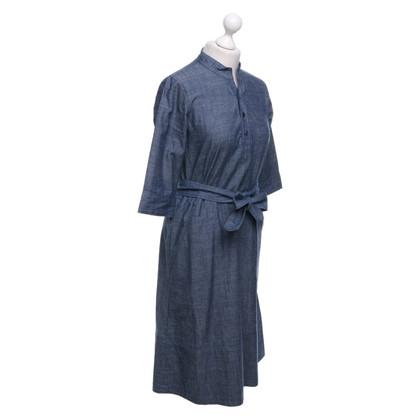 A.P.C. Kleid in Blau