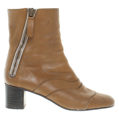 Chloé Boots in ocher colors
