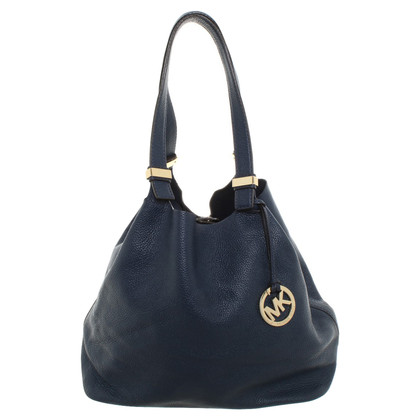 Michael Kors Shopper in dark blue
