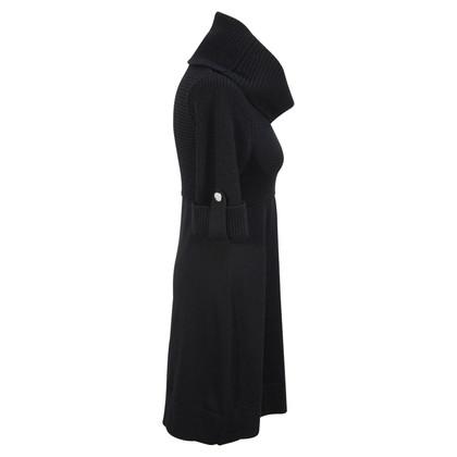 Karen Millen Wollen jurk in zwart