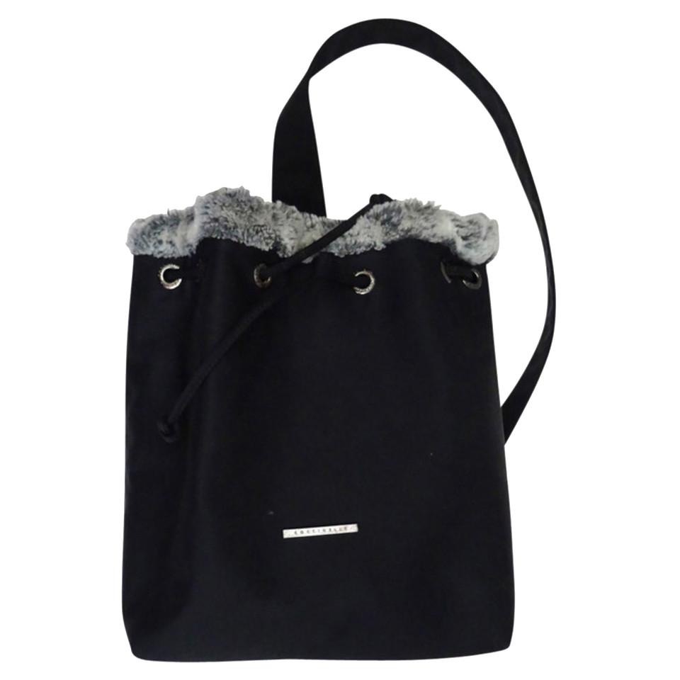 coccinelle sac avec fausse fourrure acheter coccinelle sac avec fausse fourrure second hand d. Black Bedroom Furniture Sets. Home Design Ideas