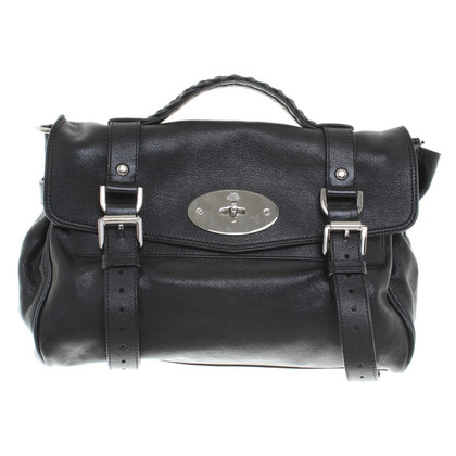 "Mulberry ""Alexa Bag"" in zwart"