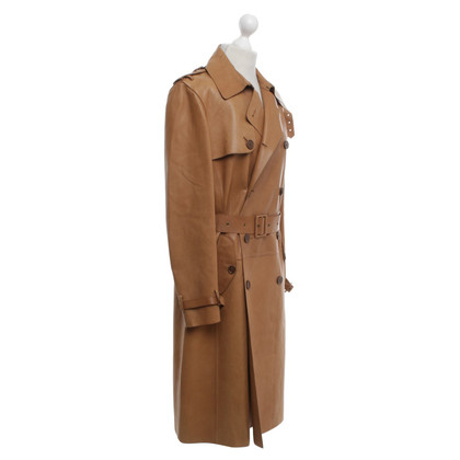 Ralph Lauren Leather Trench