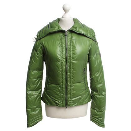 Armani Jeans Down jacket in green