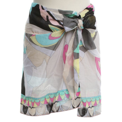 Emilio Pucci skirt with print