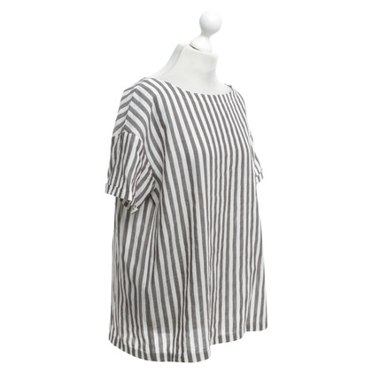 Piu & Piu Top Stripe