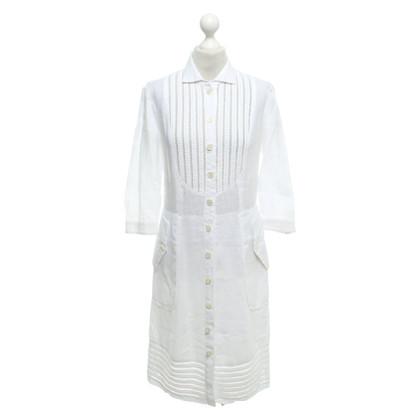 Rena Lange Blouse dress in creamy white