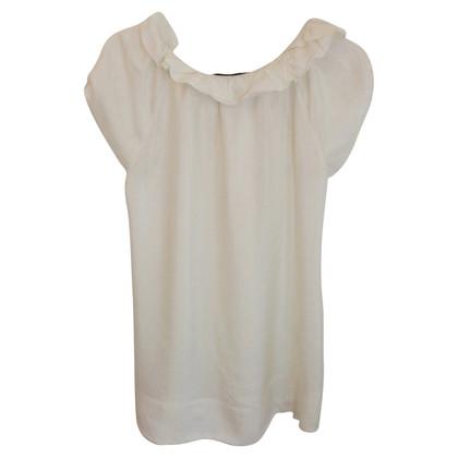 Max Azria Zijden blouse