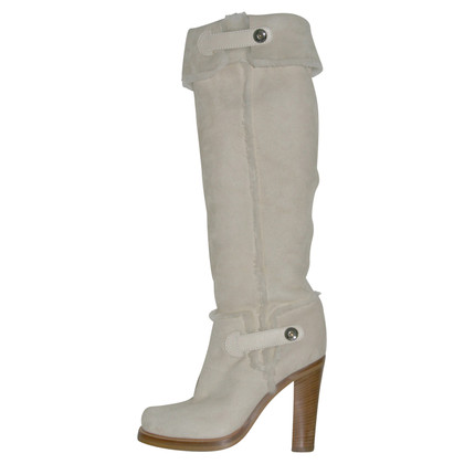 Casadei Fur winter boots