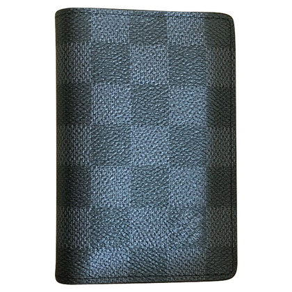 Louis Vuitton Card case from Damier Graphite Canvas
