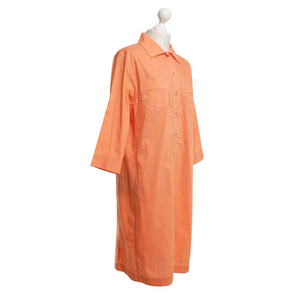 Riani Shirt Dress a Orange