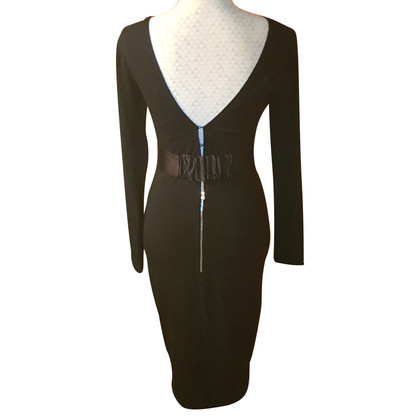 Elisabetta Franchi Coat dress with belt