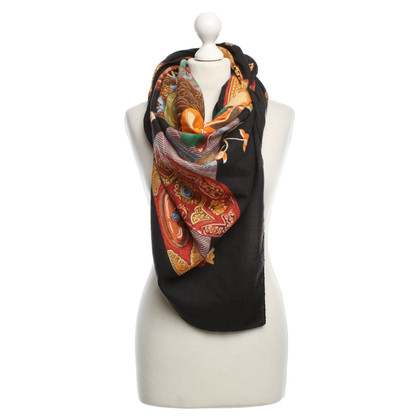 Hermès Panno cashmere e seta