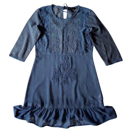 Twin-Set Simona Barbieri Embroidered midi dress