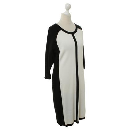 Vince Camuto Vestito in bianco e nero