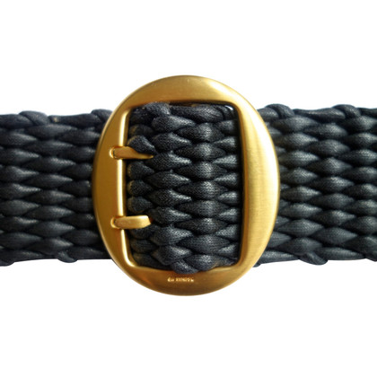 Jil Sander braided belt