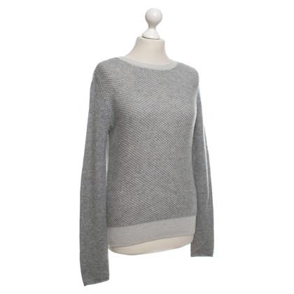 Windsor Sweater in grey