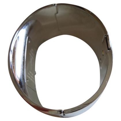 Calvin Klein Silberfarbene Uhr