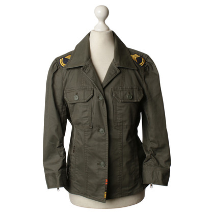 Juicy Couture Backman in stile militare