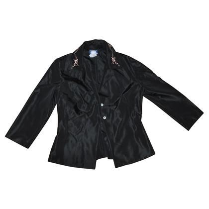Blumarine Zwarte jas