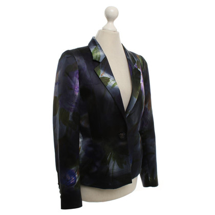 Dries van Noten Blazer con motivo