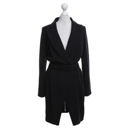 Elisabetta Franchi Frock coat in black