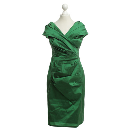 Talbot Runhof Cocktail dress with draping