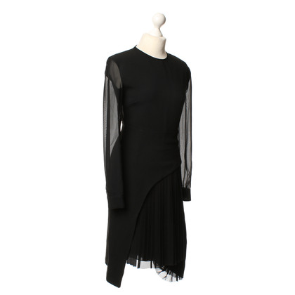 Costume National Kleid in Schwarz