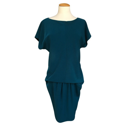 Carven Kleid in Petrol