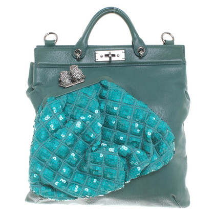 Marc Jacobs Leather handbag in green