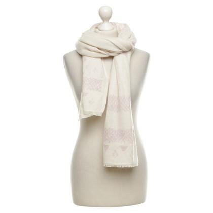 360 Sweater sciarpa di cachemire