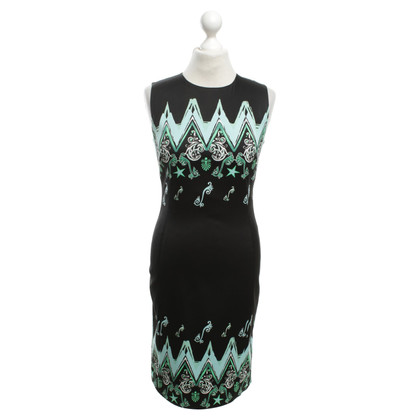 Versace Dress with pattern print