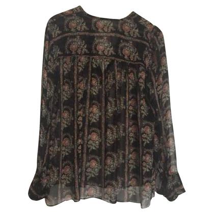 Isabel Marant Etoile Zijden blouse