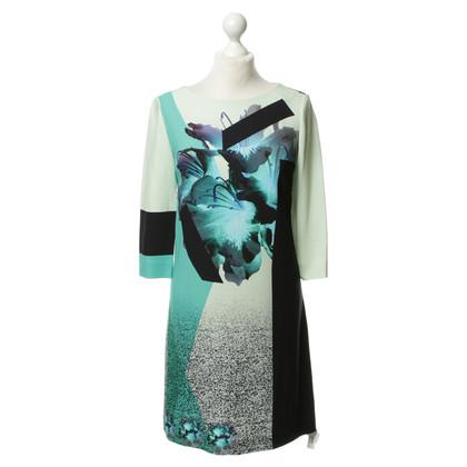 Prabal Gurung Kleid mit Blumen-Print